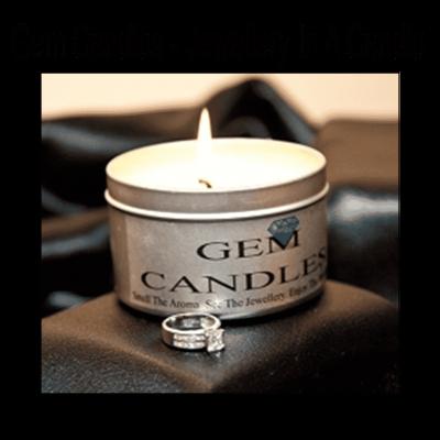 Jewellery Candle