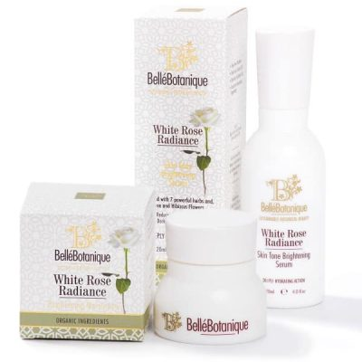 White Rose skin tone brightening