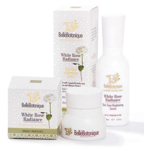 White Rose skin tone brightening