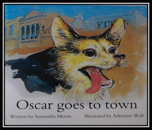 Oscar town cover