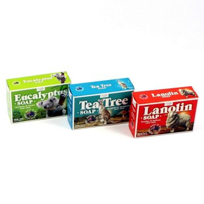 tusam-Australian Made Souvenir Eucalyptus Lanolin Tea Tree Soap 1_tn