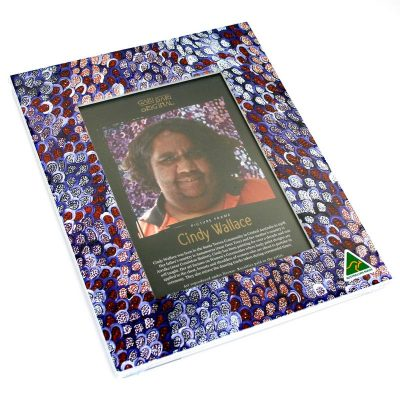 tusam-HWGWF07CWRT1 Cindy Wallace Photo Frame Floral 1_tn